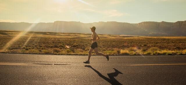 Springa marathon